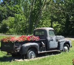 Truck Flower Bed Joys U Revelations Of A Sunday Afternoon Drive In Rural June Chena Hot