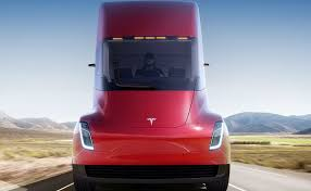 100 Concept Semi Trucks UPS Preorders 125 Tesla Electric Semitrucks Largest Order Yet