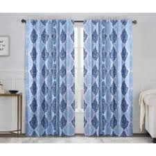 Bed Bath And Beyond Curtains And Drapes by Designer U0027s Select Claudia Back Tab Window Curtain Panel Window