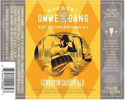 Smuttynose Pumpkin Ale Calories by Ommegang Adding New Ginnepin Saison Ale Mybeerbuzz Com