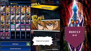 yu gi oh duel links dark necrofear deck ranked duel kog test