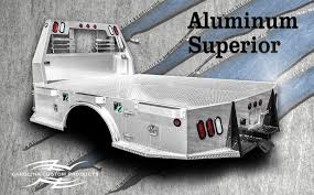 Carolina Custom Products - Aluminum And Steel Truck Beds