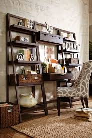 Crate And Barrel Leaning Desk White by Best 25 Leaning Ladder Shelf Ideas On Pinterest Leaning Shelves