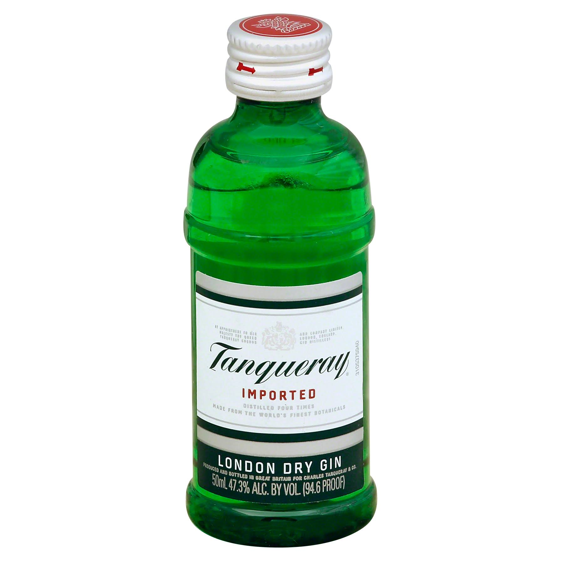 Tanqueray London Dry Gin - 50 ml bottle