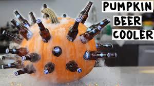 Porcupine Eats Pumpkin by Halloween Pumpkin Cooler A Simple But Memorable Way To Serve Up