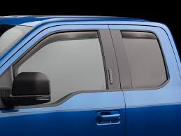 2017 Ford F-150 | Rain Guards - Side Window Deflectors For Cars ... Rain Guards Inchannel Vs Stickon Anyone Know Where To Get Ahold Of A Set These Avs Low Profile Door Side Window Visors Wind Deflector Molding Sun With 4pcsset Car Visor Moulding Awning Shelters Shade How Install Your Weathertech Front Rear Deflectors Custom For Cars Suppliers Ikonmotsports 0608 3series E90 Pp Splitter Oe Painted Dna Motoring Rakuten 0714 Chevy Silveradogmc Sierra Crew Wellwreapped Kd Kia Soul Smoke Vent Amazing For Subaru To And