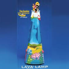 Beatles Lava Lamp Spencers by Beatles Yellow Submarine Lava Lamp 1999 With Orig Box And