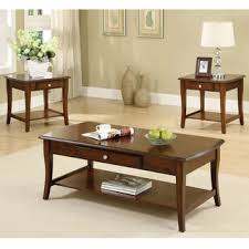 Living Room Table Sets Walmart by Coffee Table Living Room Coffee Table And End Table Set Design