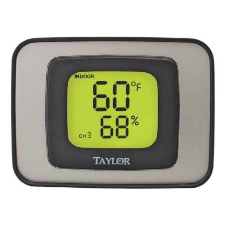 Taylor 1523 Indoor Outdoor Thermometer And Hygrometer