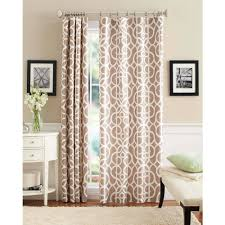Small Window Curtains Walmart by Better Homes And Gardens Marissa Curtain Panel Walmart Com