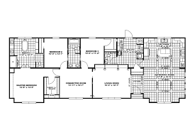 Clayton E Home Floor Plans by The Hampton