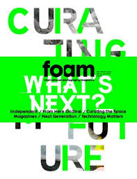 PREVIEW Foam Magazine Issue 29 Whats Next By