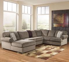 Buchannan Faux Leather Corner Sectional Sofa Black by Sectional Sofas By Ashley Centerfieldbar Com