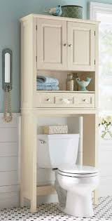 Over The Tank Bathroom Space Saver Cabinet by Best 25 Over Toilet Storage Ideas On Pinterest Diy Bathroom