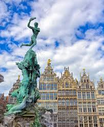100 Where Is Antwerp Located The Brabo Fountain Located In The Grote Markt Main Square Of