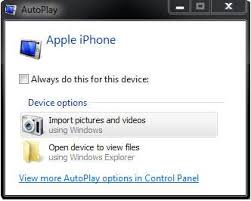 How to Transfer iPhone Videos to Windows PC