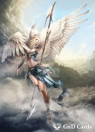 Angel By Tira Owl