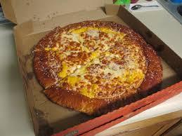 Little Caesars Pretzel Crust Pizza Without Pepperoni