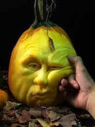 Ray Villafane Pumpkins by Foto Si Picasso Al Dovlecilor Ray Villafane A Transformat