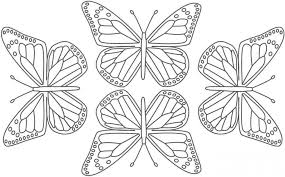Download Coloring Pages Printable Butterfly Color Eassume Picture