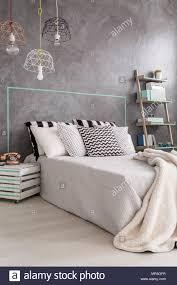 neues design schlafzimmer mit diy nachttisch moderne