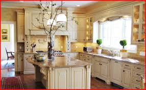 Farmhouse Kitchen Decor Tuscan Styles With Dinning Table
