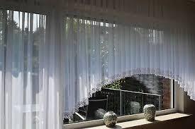c bogen store gardine landhaus blumenfenster uni voile