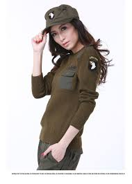 online get cheap army wool sweater aliexpress com alibaba group