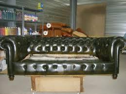 rénovation canapé rénovation canapé chesterfield neocuir