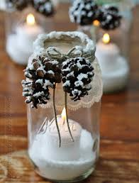 24 DIY Wedding Centerpieces For Your Winter