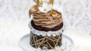 Illustration For Article Titled Most Expensive Cupcake Contender Is A Beautiful Waste Of Chocolate Gold