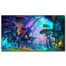 Buy Mushroom Poster Art And Get Free Shipping On AliExpress