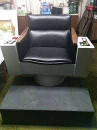 Star Trek Captains Chair by Captain Kirk Chair Plans Google Search Captain U0027s Chair