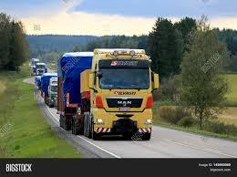 100 How Wide Is A Semi Truck JMS FINLND Image Photo Free Trial Bigstock