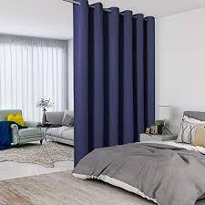lordtex raumteiler vorhänge totaler sichtschutz wand raumteiler schalldicht breit verdunkelungsvorhang für wohnzimmer schlafzimmer terrasse