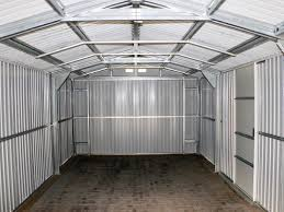 12x20 Storage Shed Material List by 50961 Duramax Imperial Metal Garage 12x20 Garage Shed