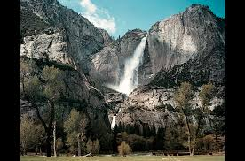 Yosemite Falls National Park 1953 One Of The Most Highly Recognized Photographers