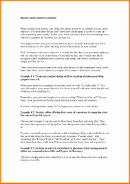 Career Objective Resume Examples New Lovely General In Of For