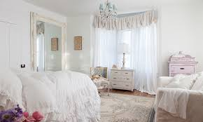 Simply Shabby Chic Curtain Panel by 52 Ways Incorporate Shabby Chic Style Into Every Room In Your Home