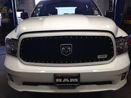 Dodge Ram Trucks Grills