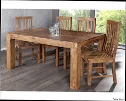 table avec rallonge 16 personnes table en bois betani 160 bois