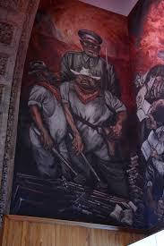 Jose Clemente Orozco Murales Palacio De Gobierno by Ultimas