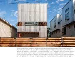 100 Chameleon House Shotgun Architect Magazine
