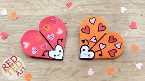 Easy Love Bug Bookmark DIY