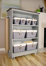 From IKEA Billy Bookcase to Craft Cart