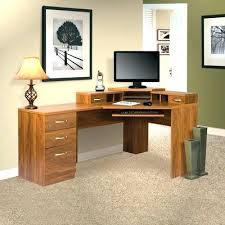 Small Corner Desk Ikea Uk by Small Oak Computer Desk U2013 Modelthreeenergy Com
