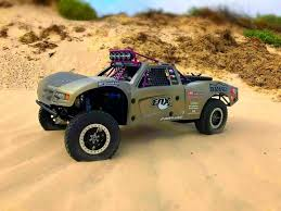 Losi Baja Rey - At Beach Dunes | RC | Pinterest | Trophy Truck, Rc ...
