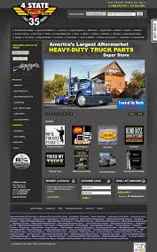 100 4 State Truck Trucks Competitors Revenue And Employees Owler Company Profile
