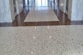 Image Of Classic Terrazzo Flooring