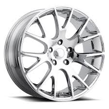 100 Chrome Truck Wheels Factory Reproductions Style 70 SUV RNR